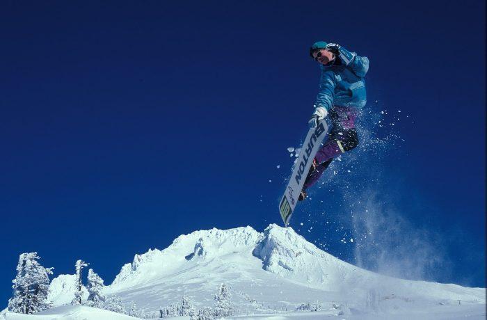 Snowboarding Responsibly